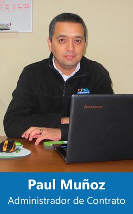 PAUL MUÑOZ